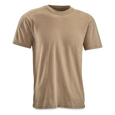 CANADIAN FORCES ISSUED TAN LOGISTIK T-SHIRT