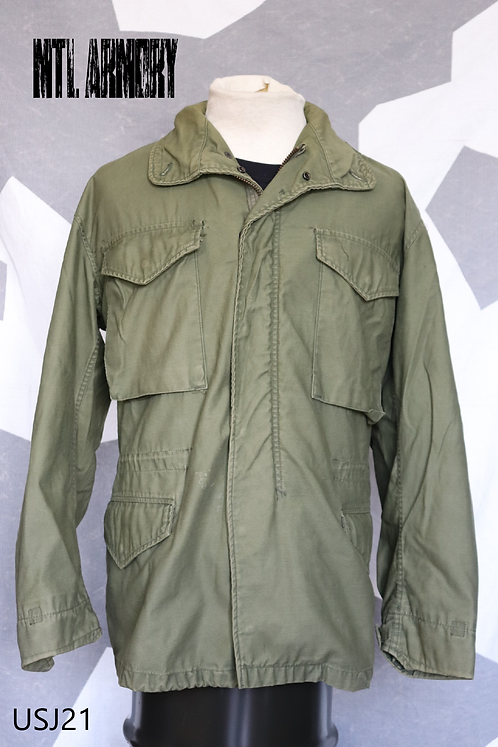 US ISSUED M65 JACKET VIETNAM ERA