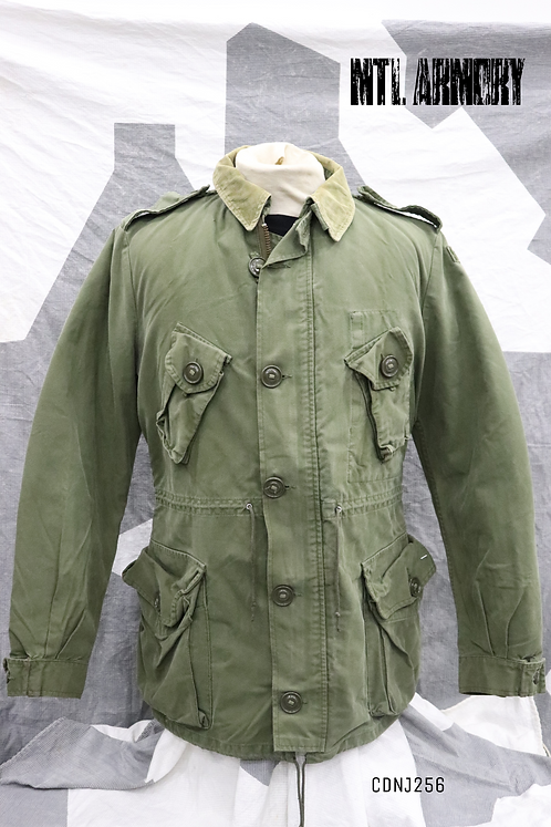 CANADIAN OD 3 SEASON JACKET SIZE 7042 WITH LINER