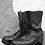 Thumbnail: CANADIAN FORCES BLACK MK III COMBAT BOOTS SIZE 11 D
