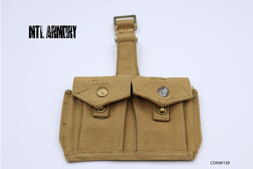CANADIAN ARMY 37 PATTERN AMMO POUCH