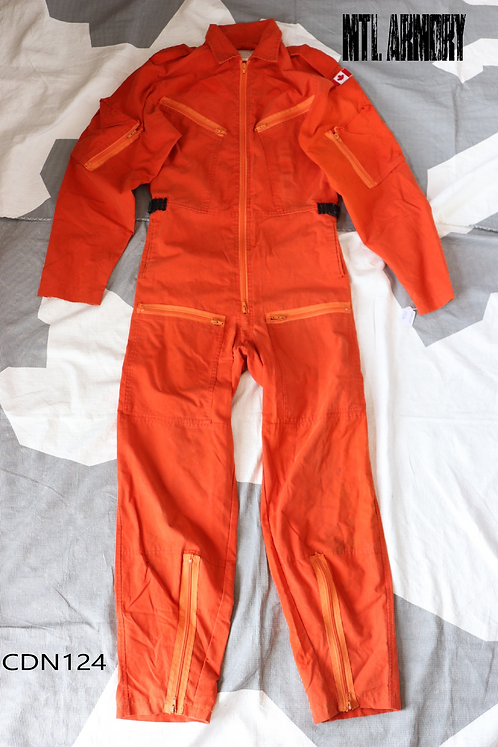 CANADIAN ISSUED SEARCH AND RESCUE COVERALLS SIZE 7336