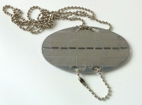 SWISS NEW DOG TAG