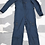 Thumbnail: RCAF BLUE FLYERS COVERALLS SIZE 7342