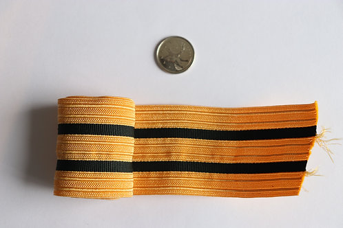 ROYALCANADIAN NAVY RANK RIBBON ( 12 INCH)