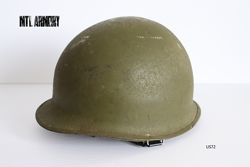 US ARMY M1 HELMET WITH LINER