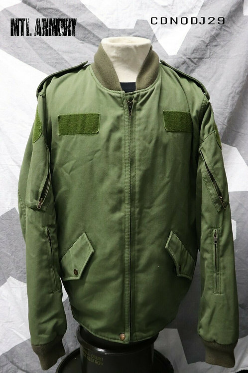 CANADIAN AIR FORCE FLYER'S JACKET SIZE 6740