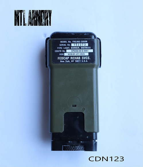 USA ARMY ISSUED MARKER BEACON