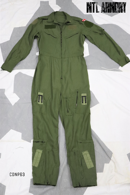 RCAF OD FLYERS COVERALLS SIZE 7942