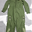 Thumbnail: RCAF OD FLYERS COVERALLS SIZE 7048