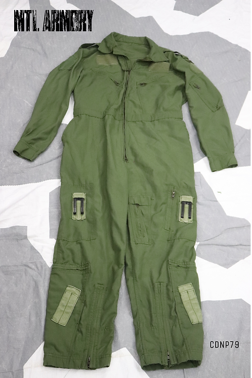 RCAF OD FLYERS COVERALLS SIZE 7048