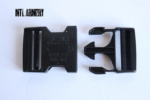 NEW CANADIAN FORCES BLACK BUCKLE