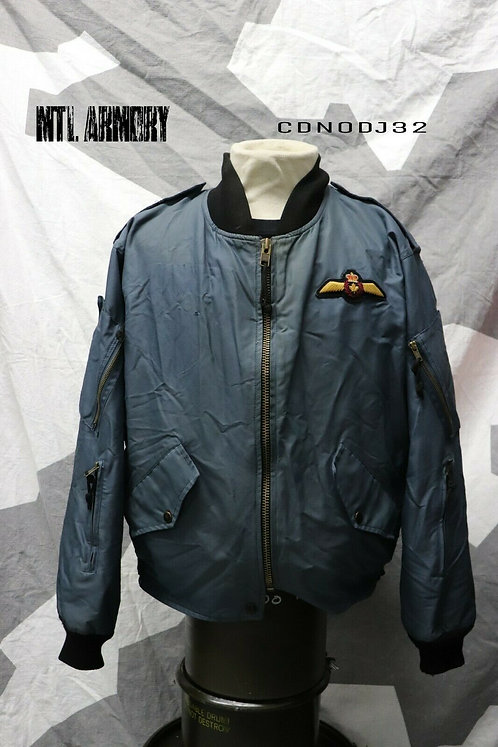 CANADIAN AIR FORCES ISSUED FLYER'S JACKET SIZE 7040