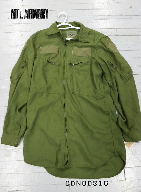 RCAF ISSUED OD SHIRT SIZE 7338