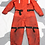 Thumbnail: CANADIAN COAST GUARD MUSTANG SURVIVAL ANTI EXPOSURE SUIT SIZE MEDIUM