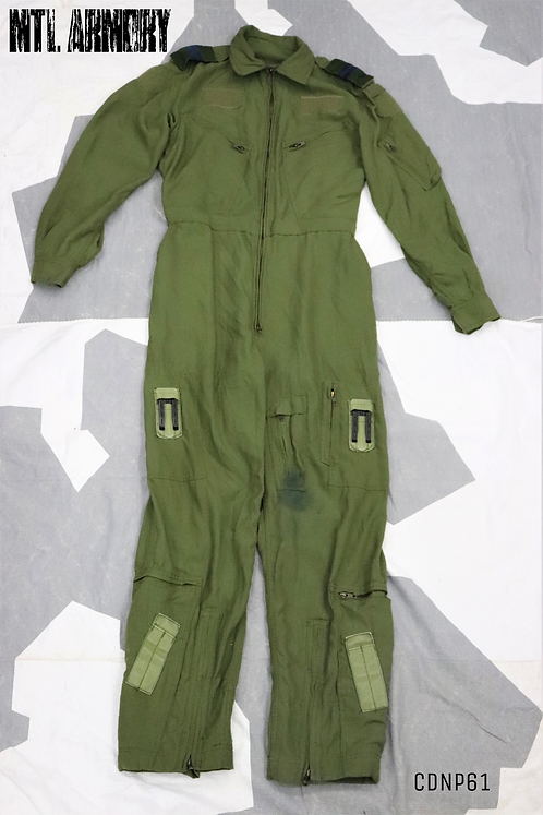 RCAF OD FLYERS COVERALLS SIZE 7644