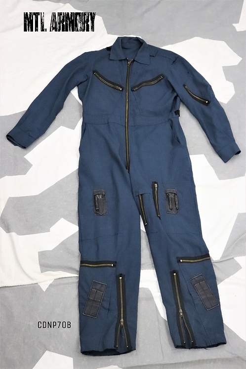 RCAF BLUE FLYERS COVERALLS SIZE 7041