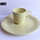 Thumbnail: CANADIAN ISSUED YELLOW MELMAC PLATE AND CUP SET