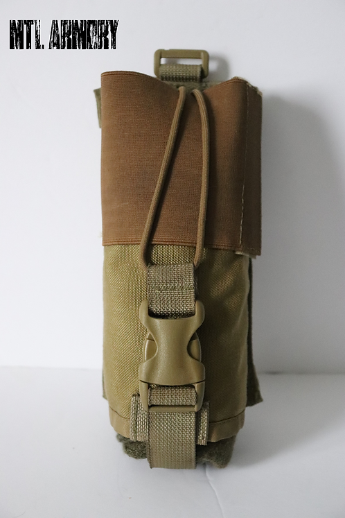CANADIAN FORCES ISSUED SORD TACTICAL HARRIS RADIO LARGE POUCH
