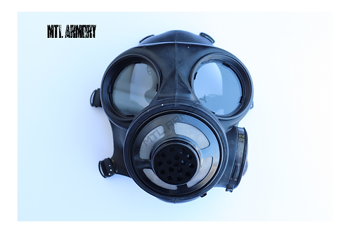 CANADIAN NEW C3 GAS MASK SIZE SMALL