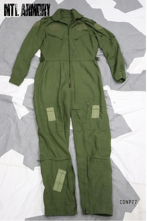 RCAF OD FLYERS COVERALLS SIZE 7638
