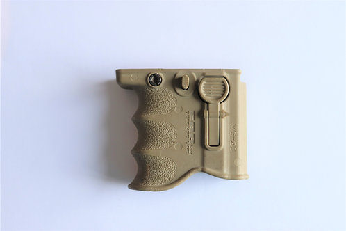 FAB DEFENSE MG-20 FOREGRIP AND MAG CARRIER