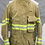 Thumbnail: CANADIAN DEPARTMENT OF NATIONAL DEFENCE FIRE FIGHTER JACKET SIZE 7648