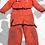Thumbnail: CANADIAN COAST GUARD MUSTANG SURVIVAL ANTI EXPOSURE SUIT SIZE XL