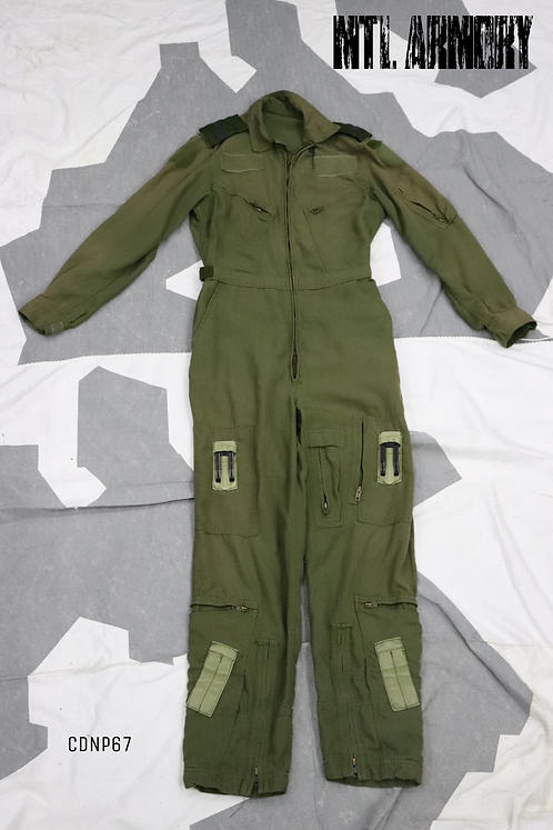 RCAF OD FLYERS COVERALLS SIZE 7336