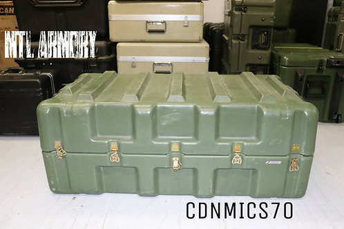 CANADIAN FORCES ISSUED LARGE STORAGE UNIT