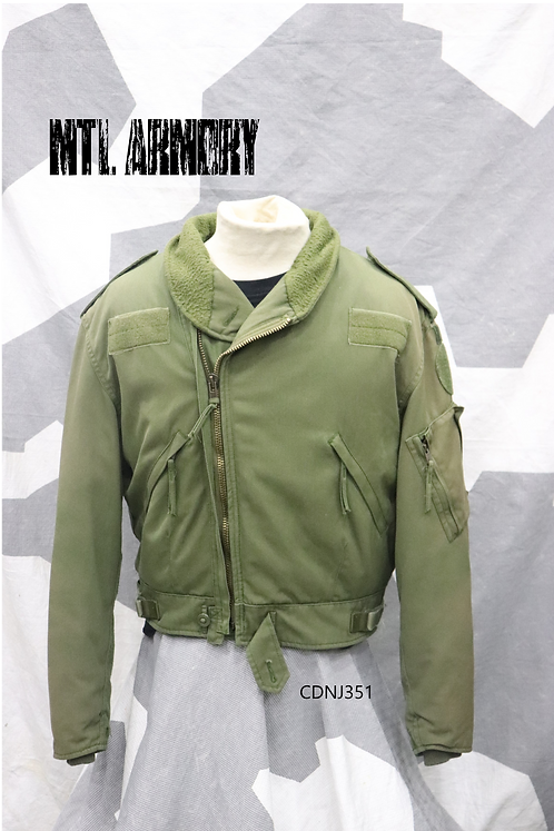 RCAF OD COLD WEATHER FLYERS JACKET SIZE 7040
