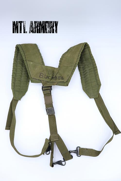 US ARMY NYLON M1967 YOKE HARNESS