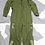 Thumbnail: RCAF OD FLYERS COVERALLS SIZE 7042