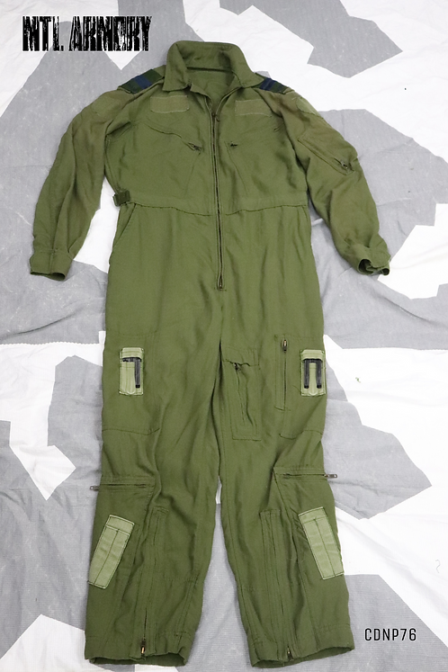RCAF OD FLYERS COVERALLS SIZE 7042