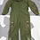 Thumbnail: RCAF OD FLYERS COVERALLS SIZE 7344