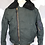 Thumbnail: RCAF ISSUED DARK GREEN PILOT JACKET SIZE 7441