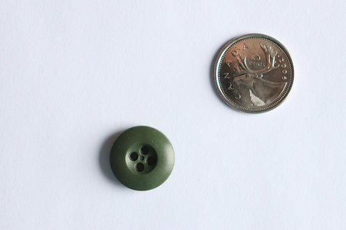 US MILITARY STANDARD OD BUTTON