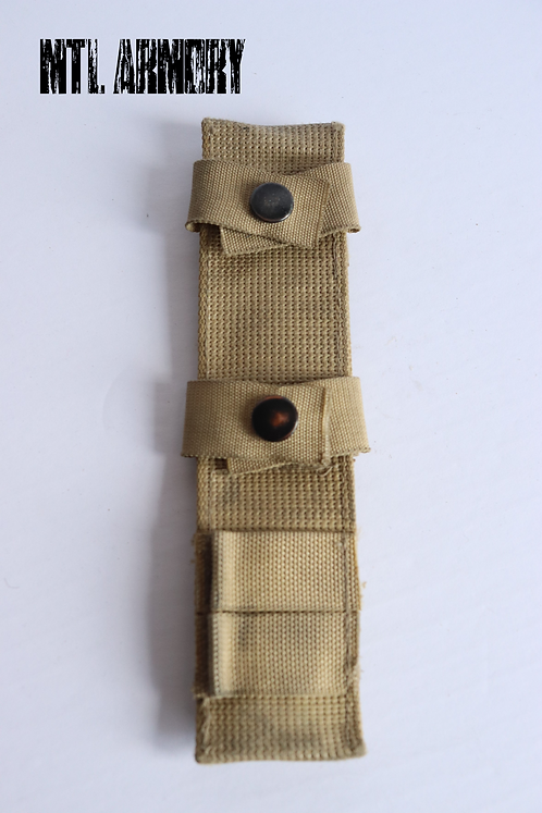 CANADIAN FORCES ISSUED TAN BAYONET CARRIER