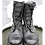Thumbnail: CANADIAN ISSUED BLACK JUNGLE BOOTS SIZE 8W