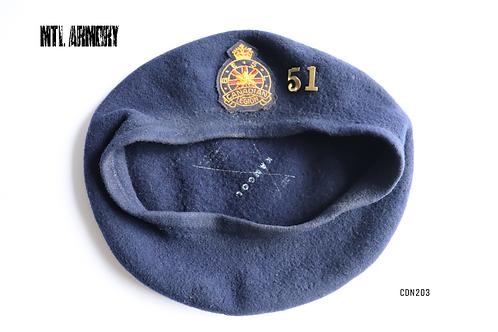 CANADIAN B.E.S.L LEGION 51 BERET