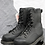 Thumbnail: NEW CANADIAN FORCES BLACK STEEL TOE BOOTS SIZE 295/104