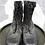 Thumbnail: CANADIAN ISSUED BLACK JUNGLE BOOTS SIZE 10 W