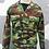 Thumbnail: KOREAN MILITARY COMBAT SHIRT ROK ARMY SIZE SMALL (90 KOREAN)
