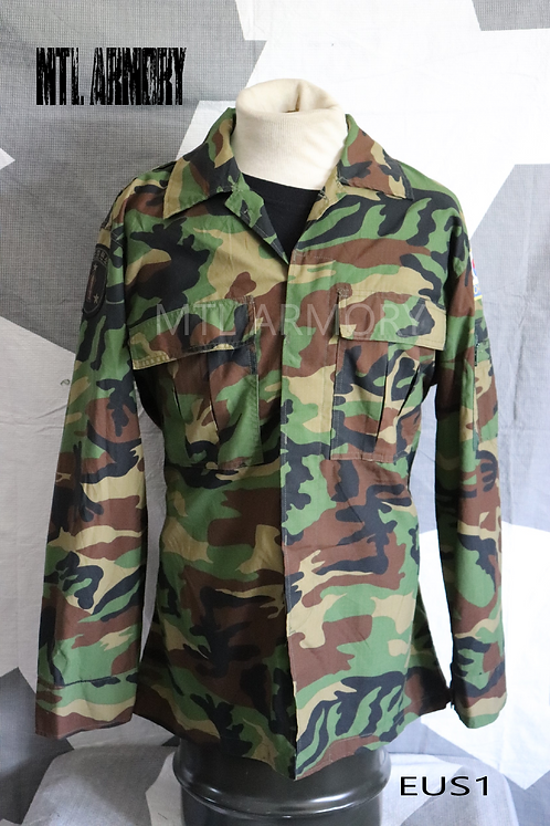 KOREAN ISSUED COMBAT SHIRT SIZE LARGE