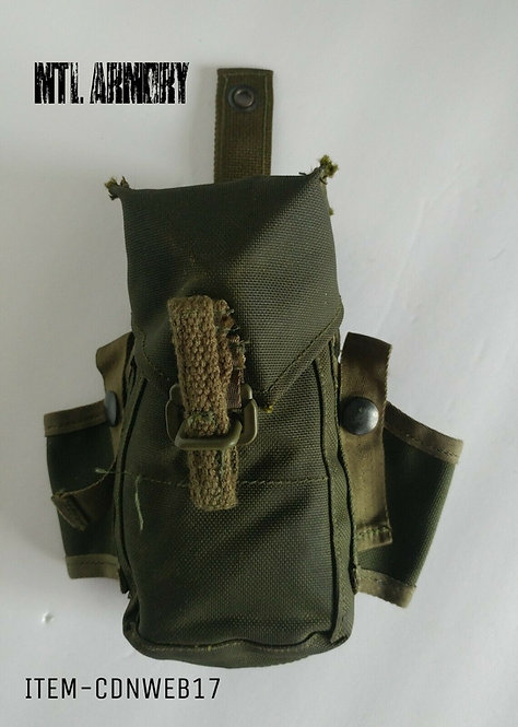 CANADIAN FORCES ISSUED C1 MAG AND GRENADE CARRIER