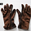 Thumbnail: ROYAL CANADIAN AIR FORCE FLYER'S GLOVES SIZE XLARGE