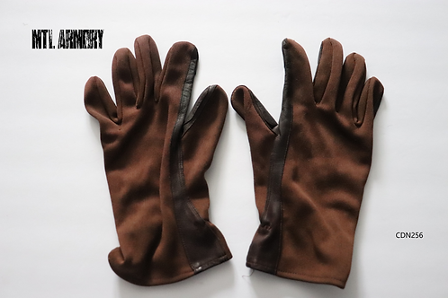 ROYAL CANADIAN AIR FORCE FLYER'S GLOVES SIZE XLARGE
