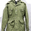 Thumbnail: CANADIAN FORCES OD PARKA WITH LINER SIZE MEDIUM-REGULAR