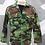 Thumbnail: KOREAN MILITARY COMBAT SHIRT ROK ARMY SIZE SMALL (95 KOREAN)