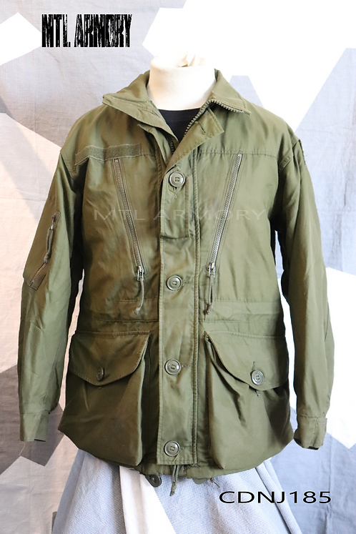 CANADIAN ISSUED GREEN GORE-TEX JACKET SIZE 6740